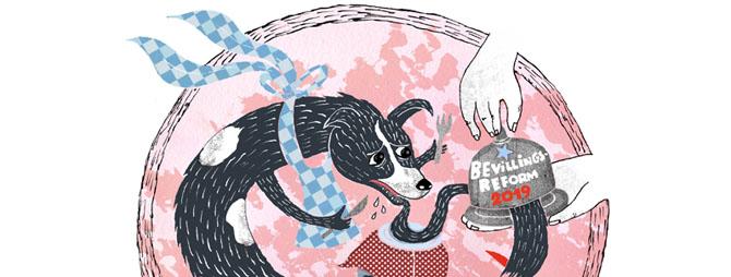 ARTIKEL illustration om den nye bevillingsreform 2019